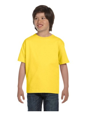 Gildan G800B Gildan Youth 5.5 oz., 50/50 T-Shirt
